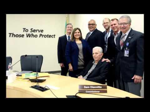 Sam Diannitto Boardroom Dedication Video