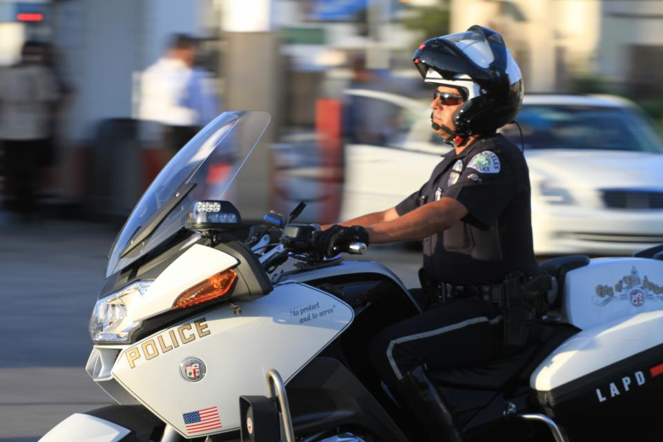 To Serve Those Who Protect - Los Angeles Fire and Police
